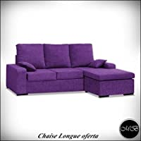 Muebles Baratos Sofas Chaise Longue 3 4 plazas Salon Sofa ...
