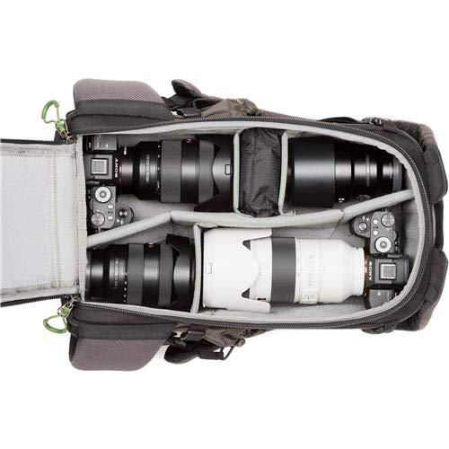 Mindshift MS356 Sac /à dos Backlight 18L Vert