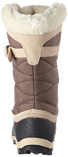 Kamik Damen Snowvalley Boot Braun