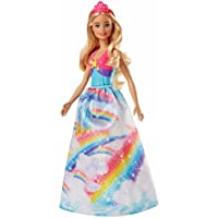 Barbie Dreamtopia Rainbow Cove Princess Doll, Blonde