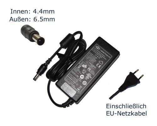 Netzteil für Sony Vaio VPCSB Notebook Laptop Ladegerät Aufladegerät, Charger, AC Adapter, Stromversorgung kompatibles Ersatz (12 Monate Garantie, einschließlich kostenlosem EU-Netzkabel) -