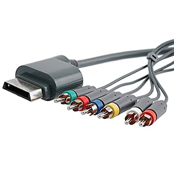 Buy Hdtv Hd Av Rca Component Cable Cord For Microsoft Xbox
