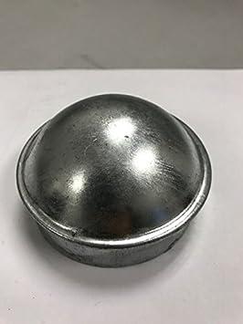 Para poste de cúpula de acero prensado en bulk - 100 Count: Amazon.es: Jardín