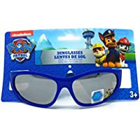 """Nickelodeon Paw Patrol """"Chase, Rubble, Tracker"""" Boy's Sunglasses - 100% UV Protection"""
