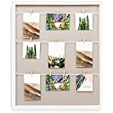 Umbra Clothesline Flip Picture Frame White Amazon Co Uk