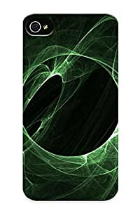 Ideal Catenaryoi Case Cover For Iphone 4/4s(energy Waves ), Protective Stylish Case