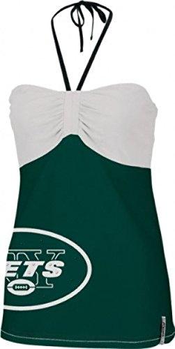 New York Jets -Green- Junior's Radar S2W Neck Tie Top - Medium