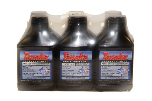 Tanaka 700207 6.4 oz Perfect Mix 2 Cycle Engine Oil - Quantity 8
