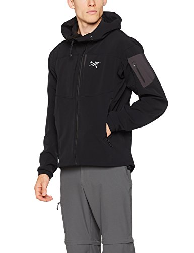 Arcteryx Gamma MX Hoody - Men's Blackbird Small by Arc'teryx