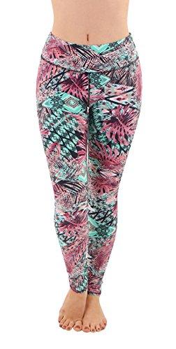 ミュートキャラクター圧縮Brooke Taylors Yoga Wear PANTS レディース