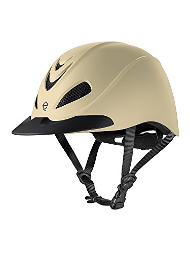 (Troxel Liberty Schooling Helmet Small Tan Duratec)