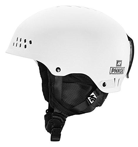 K2 Phase Pro Ski Helmet - White Medium, used for sale  Delivered anywhere in USA