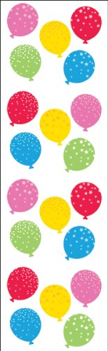 Mrs. Grossman'S Stickers-Balloons (Balloons Scrapbooking Stickers)