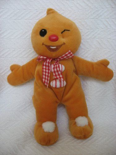 Gingerbread Baby Plush