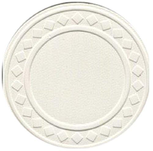 Trademark Poker Super Diamond Clay Composite Chips (Set of 100), 8gm, ()