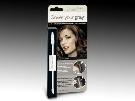 Bald Makeup (Cover Your Gray Fill In Powder - Dark Brown, 0.24 Ounce)