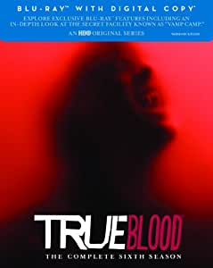 True Blood: Season 6 (Blu-ray + Digital Copy)
