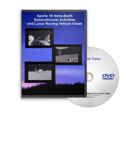 - Apollo 16 trans-Earth Extravehicular Activities and Lunar Roving Vehicle Views