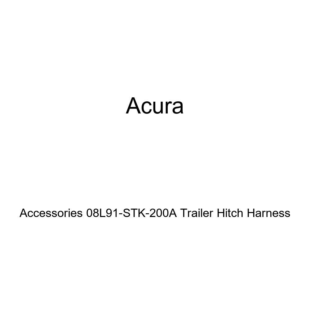 Acura Genuine Accessories 08L91-STK-200A Trailer Hitch Harness