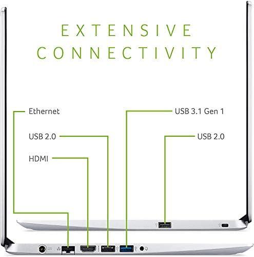 "2021 NEWEST ACER ASPIRE 5 15.6"" FHD 1080P LAPTOP COMPUTER AMD RYZEN 3 3200U DUAL CORE PROCESSOR (BEAT I5-7200U) 16GB RAM 256GB SSD BACKLIT KEYBOARD WIFI BLUETOOTH HDMI WINDOWS 10 PRO W/TLG FLASH DRIVE"
