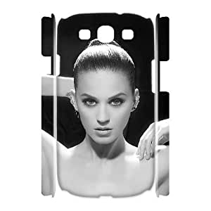C-EUR Katy Perry Customized Hard 3D Case For Samsung Galaxy S3 I9300 Kimberly Kurzendoerfer