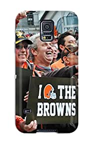 Andrew Cardin's Shop clevelandrowns u NFL Sports & Colleges newest Samsung Galaxy S5 cases