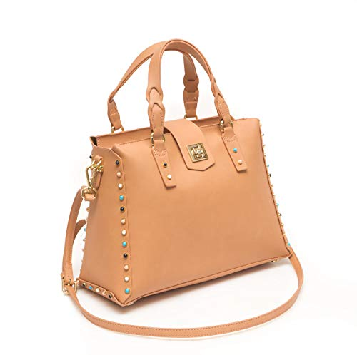 Borsa Trussardi Ecoleather Jeans Smooth Nude Tote 75b003249y099998 Bag Acacia p010 Donna ffr5xqHA