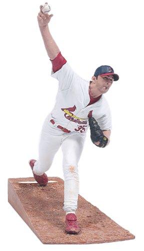 (Matt Morris- Rookie Mcfarlane Series 4 Action Figure - St Louis Cardinals)