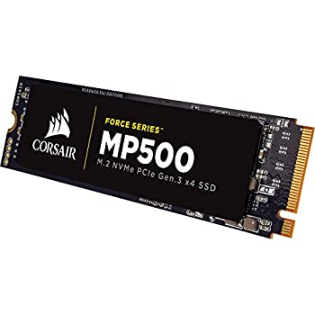 Corsair Force Series MP500 240GB M.2 NVMe PCIe Gen. 3 x4 SSD