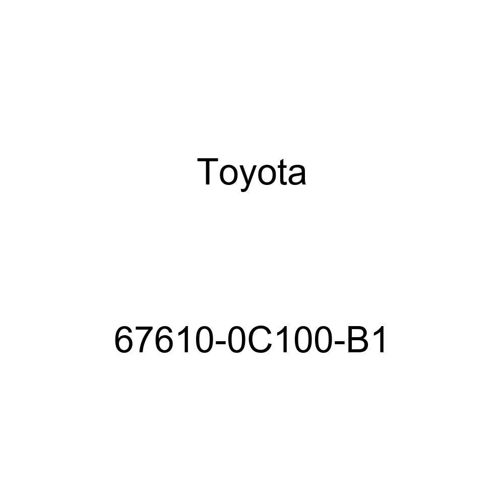 Genuine Toyota 67610-0C100-B1 Door Trim Board