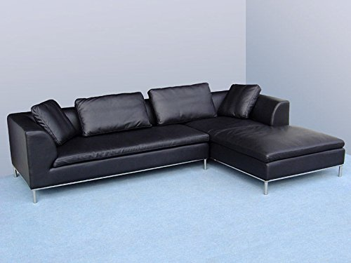 design voll leder ledergarnituren couch ecksofa sofa garnitur eckgruppe 299 rsoh g nstig online. Black Bedroom Furniture Sets. Home Design Ideas