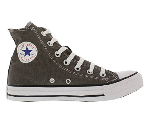 Converse All Star Chuck Taylor Hi Womens Casual Shoes Gray cQk00