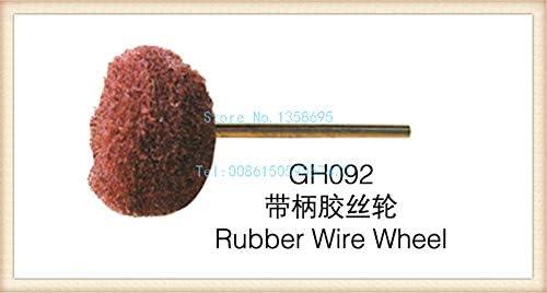 [해외]Davitu Jewelry Tools & Equipments - 50PCSBag JewelryWatch Polishing Brush FG2.35mm Polishing Wheel GH092 Rubber Wire Wheel / Davitu Jewelry Tools & Equipments - 50PCSBag JewelryWatch Polishing Brush FG2.35mm Polishing Wheel GH092 R...