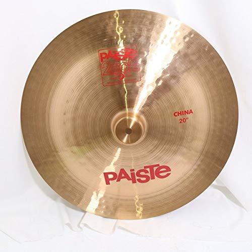 PAISTE / 2002 20インチ CHINA パイステ チャイナシンバル   B07MKCB8BF