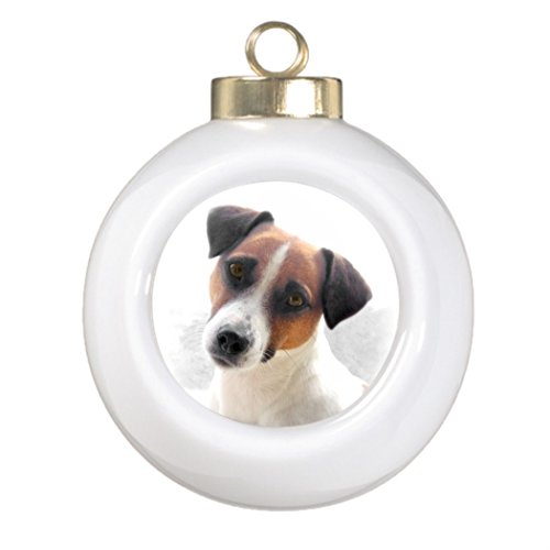 Tree Branch Decoration Jack Russell Tree Ball Ornaments