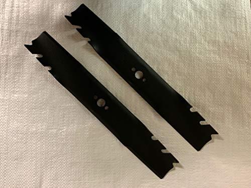 """eXmark / Toro 30"""" Walk Behind OEM Blades Genuine Part# 116-6358-03 (2pack)"""