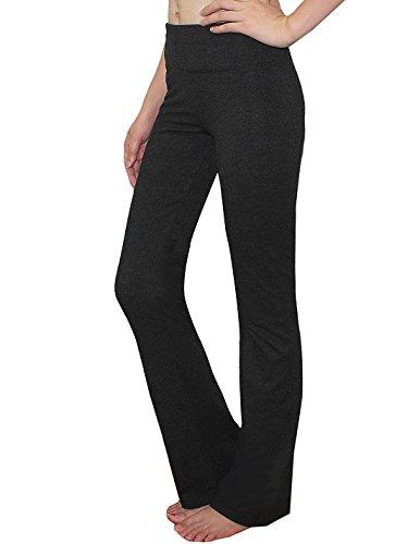 bally-total-fitness-womens-casual-wear-lounge-pants-yoga-pants-s-dark-grey