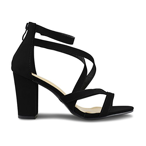 49c24bc522892 Premier Standard Classified Handle Womens Strappy Open Toe High ...