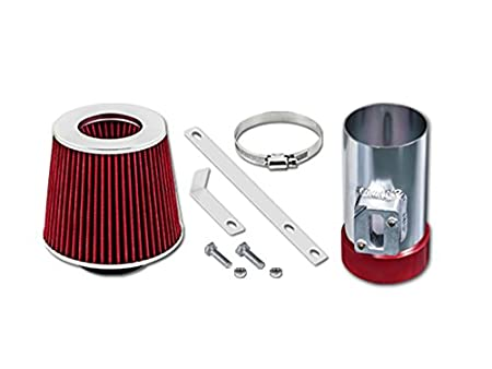 Velocity Concepts Black Short Ram Air Intake Kit + Filter 04-11 Ford Crown Victoria 4.6L V8 06-09 Fusion 3.0L V6