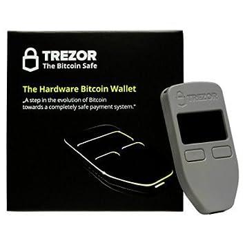 TREZOR. The original hardware wallet (grey)