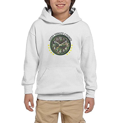 Top Camouflage Time Youth Pullover Hoodies Athletic Pockets Sweaters hot sale