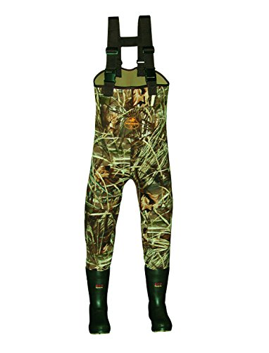 Pro line youth winchester wolf creek ii hunting wader boots for Kids fishing waders