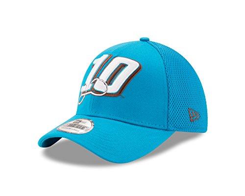 New Era NASCAR Mega Team Neo 39Thirty stretch Fit Cap, Medium/Large, Sun Wash Blue