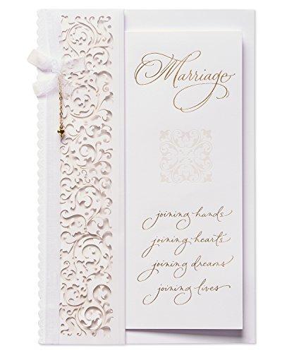 American Greetings Joy Wedding Card with Foil (5986741)