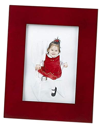 Creative Gifts Adams Rosewood Finished Wood Frame Holds 5