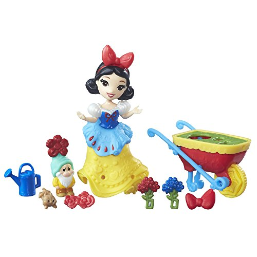 Snow White's Bashful Garden is a favorite Disney Princess Little Kingdom toy