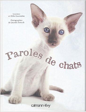 En ligne Paroles de chats pdf, epub