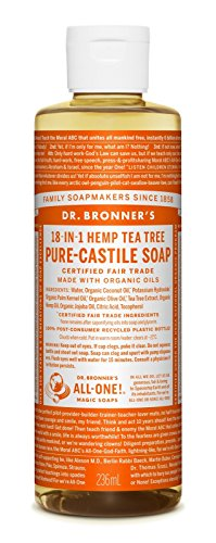 Dr Bronners Liquid Soap Tea product image