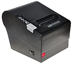Arkscan® AS80USE Ethernet / LAN, USB & Serial 3-IN-1 80mm Thermal Receipt Printer High Speed Auto Cutter