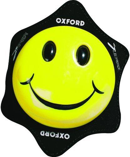 Oxford Smiley Knee Sliders (Yellow)
